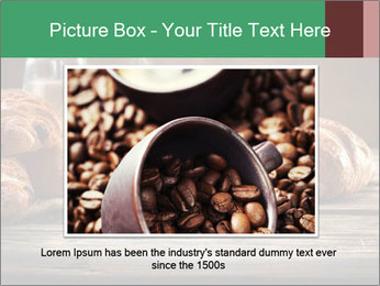 Decoration of coffee PowerPoint Templates - Slide 15
