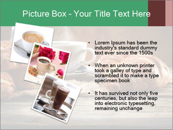 Decoration of coffee PowerPoint Templates - Slide 17