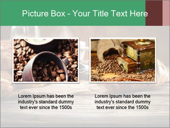 Decoration of coffee PowerPoint Templates - Slide 18