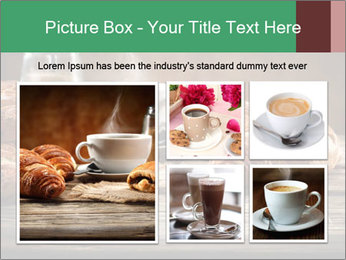 Decoration of coffee PowerPoint Templates - Slide 19