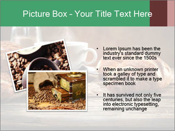 Decoration of coffee PowerPoint Templates - Slide 20