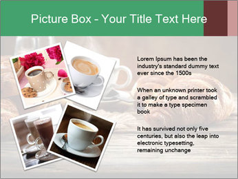 Decoration of coffee PowerPoint Templates - Slide 23
