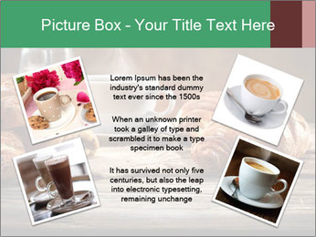 Decoration of coffee PowerPoint Templates - Slide 24