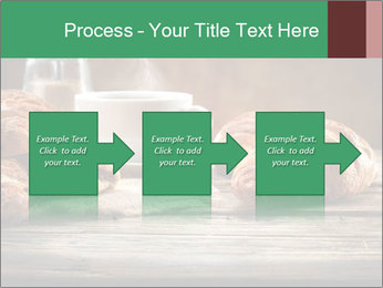 Decoration of coffee PowerPoint Templates - Slide 88