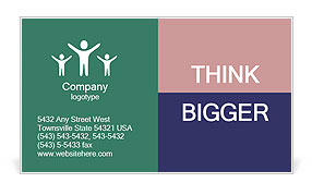 0000094550 Business Card Template