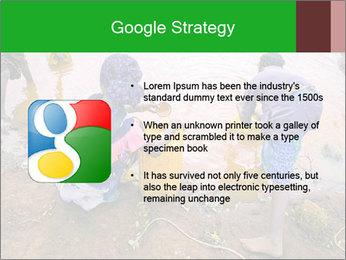 Village girls PowerPoint Templates - Slide 10