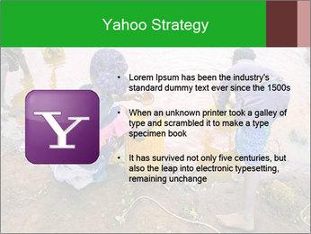 Village girls PowerPoint Templates - Slide 11