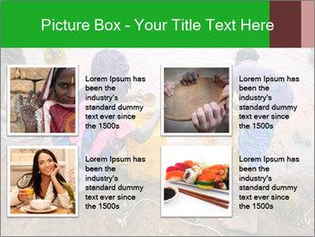 Village girls PowerPoint Templates - Slide 14