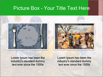 Village girls PowerPoint Templates - Slide 18