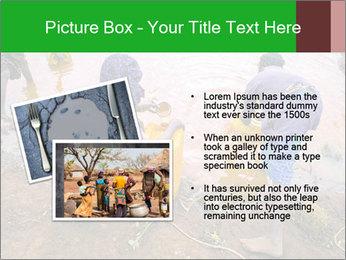 Village girls PowerPoint Templates - Slide 20