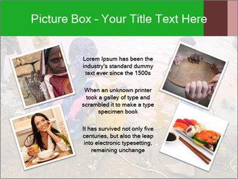 Village girls PowerPoint Templates - Slide 24