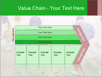 Village girls PowerPoint Templates - Slide 27
