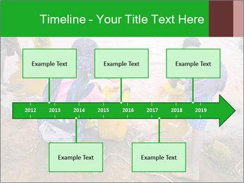Village girls PowerPoint Templates - Slide 28