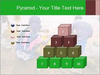 Village girls PowerPoint Templates - Slide 31