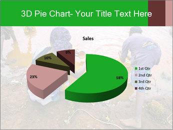 Village girls PowerPoint Templates - Slide 35