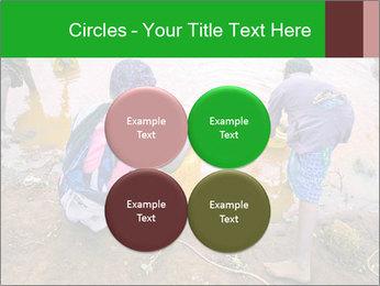 Village girls PowerPoint Templates - Slide 38