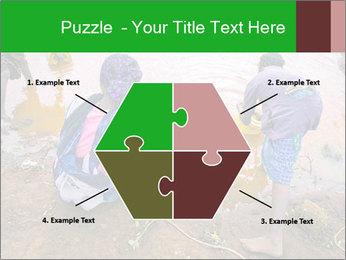 Village girls PowerPoint Templates - Slide 40