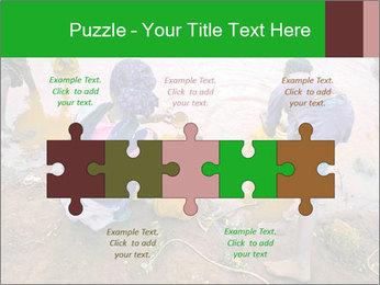 Village girls PowerPoint Templates - Slide 41
