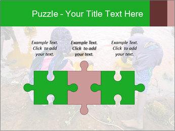 Village girls PowerPoint Templates - Slide 42