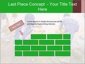 Village girls PowerPoint Templates - Slide 46
