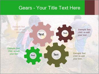 Village girls PowerPoint Templates - Slide 47