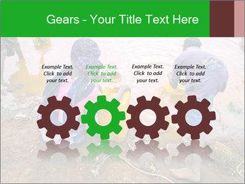 Village girls PowerPoint Templates - Slide 48