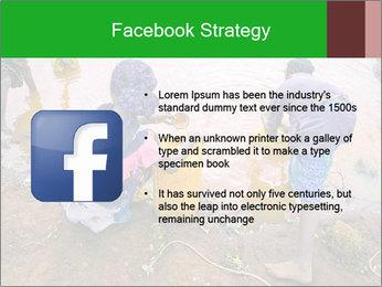 Village girls PowerPoint Templates - Slide 6