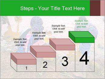 Village girls PowerPoint Templates - Slide 64