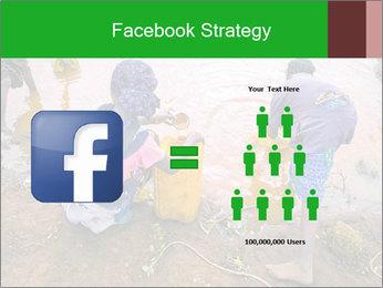Village girls PowerPoint Templates - Slide 7