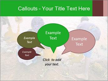 Village girls PowerPoint Templates - Slide 73