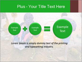 Village girls PowerPoint Templates - Slide 75