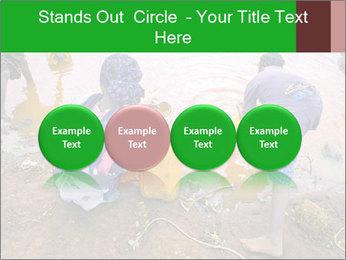 Village girls PowerPoint Templates - Slide 76