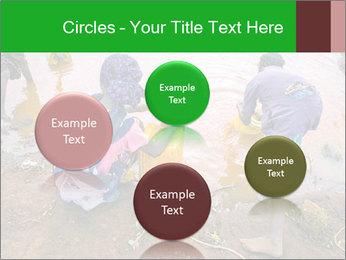 Village girls PowerPoint Templates - Slide 77