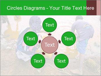 Village girls PowerPoint Templates - Slide 78