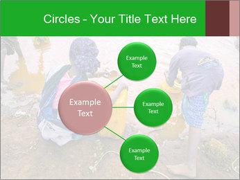 Village girls PowerPoint Templates - Slide 79