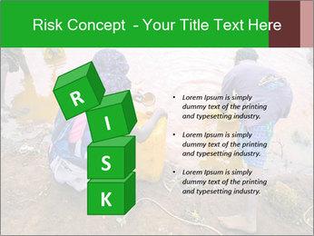Village girls PowerPoint Templates - Slide 81