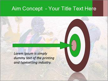 Village girls PowerPoint Templates - Slide 83
