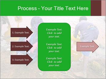 Village girls PowerPoint Templates - Slide 85