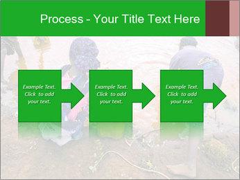 Village girls PowerPoint Templates - Slide 88