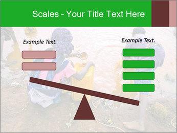 Village girls PowerPoint Templates - Slide 89