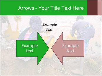 Village girls PowerPoint Templates - Slide 90