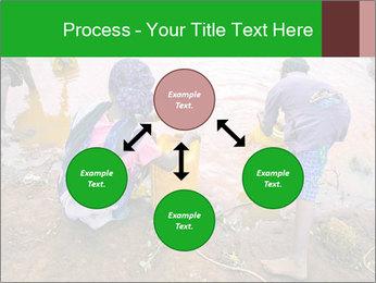 Village girls PowerPoint Templates - Slide 91