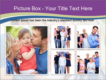 Photo of affectionate parents PowerPoint Template - Slide 19