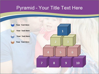 Photo of affectionate parents PowerPoint Template - Slide 31