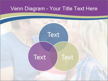 Photo of affectionate parents PowerPoint Template - Slide 33