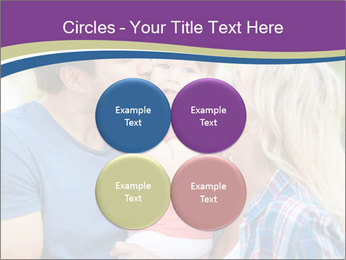 Photo of affectionate parents PowerPoint Template - Slide 38