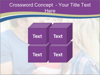 Photo of affectionate parents PowerPoint Template - Slide 39