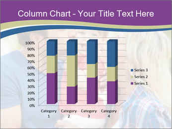 Photo of affectionate parents PowerPoint Template - Slide 50