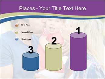 Photo of affectionate parents PowerPoint Template - Slide 65