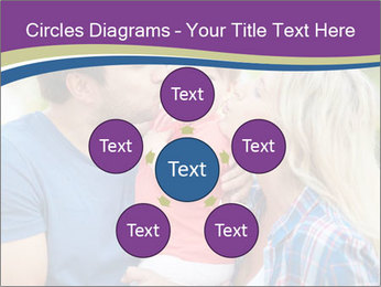 Photo of affectionate parents PowerPoint Template - Slide 78